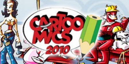 Logo Cartoomics 2010