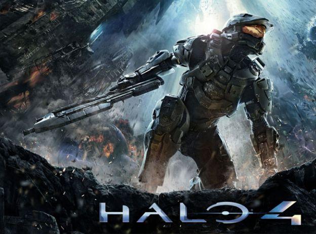 Halo 4 protagonista del Comic Con 2012