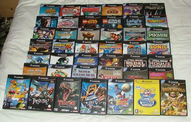 I giochi Gamecube per Nintendo Wii U