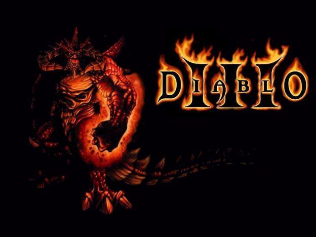Il logo di Diablo 3