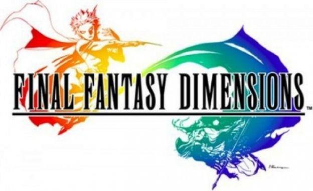 Il logo di Final Fantasy Dimensions