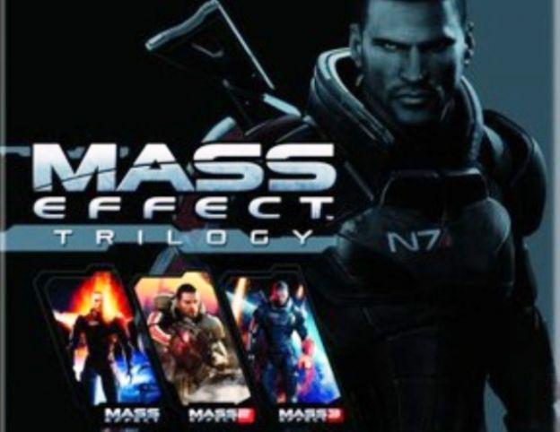 Mass Effect Trilogy annunciato