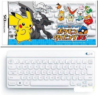 Pokemon Typing tastiera