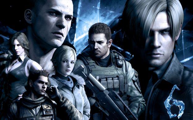 Resident Evil 6 uscita oggi