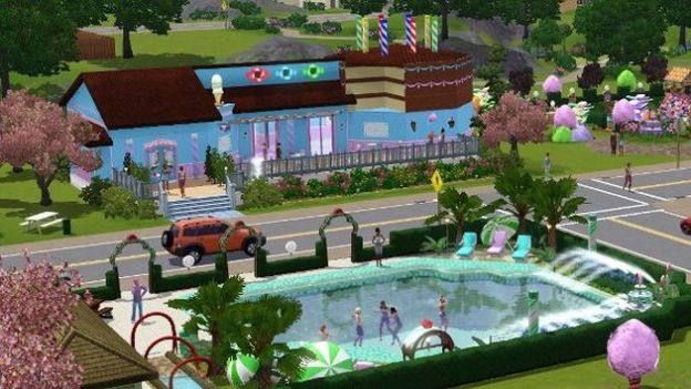 The Sims 3 Katy Perry Dolci Sorprese
