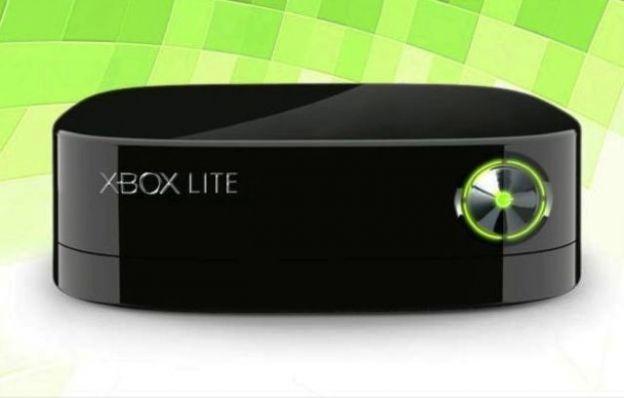 Un concept di Xbox Lite