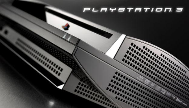 Un modello di PlayStation 3