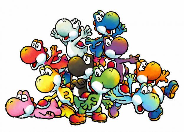 Yoshi Land Nintendo Wii U