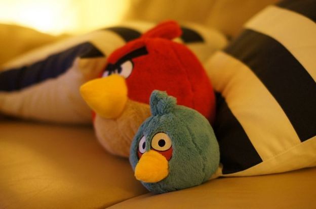 angry birds chiavette usb