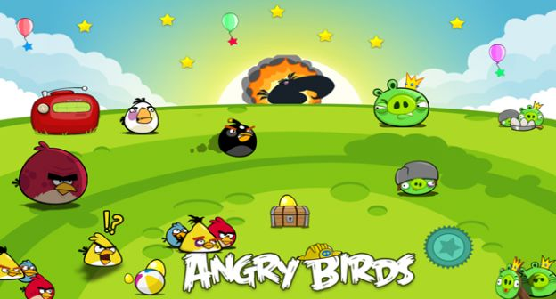 angry birds serie tv