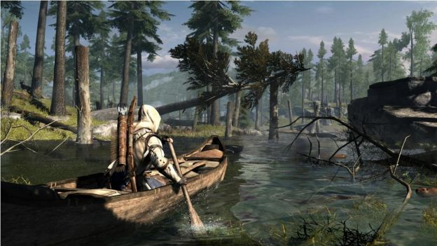 assassin s creed 3 connor serie