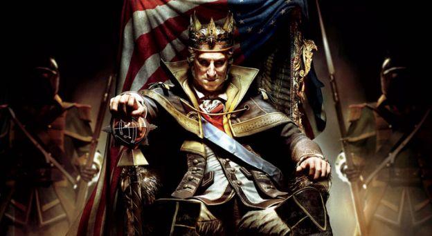 assassin s creed 3 dlc tirannia re washington