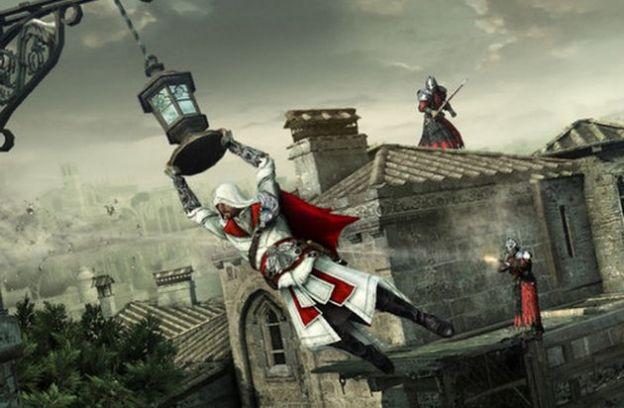 assassin s creed 3 gameplay trama