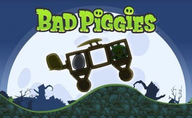 bad piggies logo