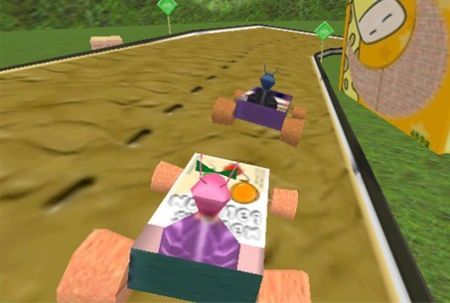 buggy racers formiche in pista gioco online