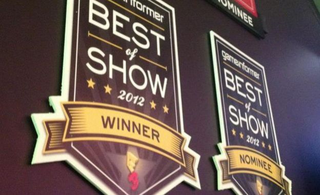 e3 2012 best of show 2012