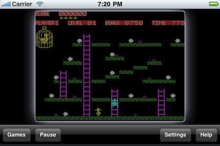 emulatore Spectrum iPhone