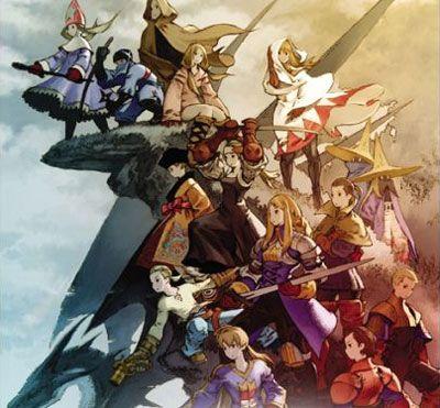 Final Fantasy Tactis The Lion War presto su iPhone e iPod Touch