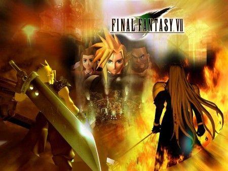 final fantasy vii remake ngp square enix