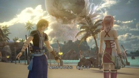 final fantasy xiii 2 news noel serah