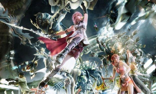 final fantasy xiii 2 ps3 xbox 360 giochi