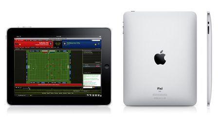 football manager 2011 app store ipad