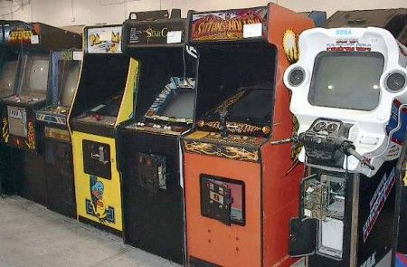 giochi arcade
