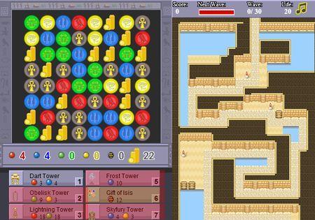 giochi online gratis flash puzzle defense