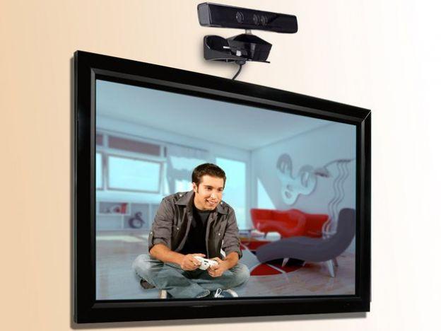 kinect microsoft tv xbox 360