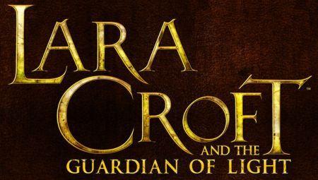 Lara Croft And The Guardian Of Light su PS3 e XBox 360