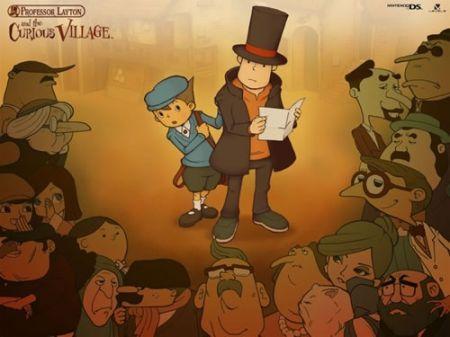 Professor Layton e il Paese dei Misteri