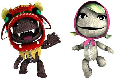 little big planet dlc playstation network