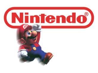 Logo Nintendo e Mario
