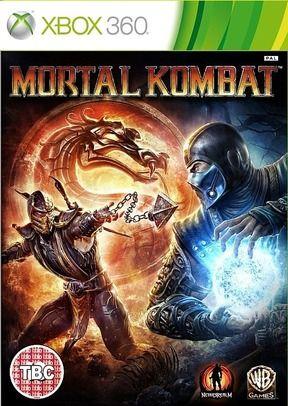 mortal combat xbox 360 ps3