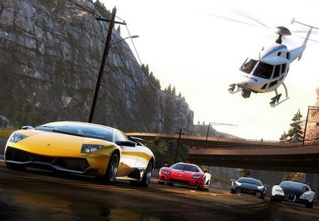 need for speed hot pursuit espansione