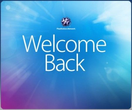 playstation network welcome back ultimi giorni