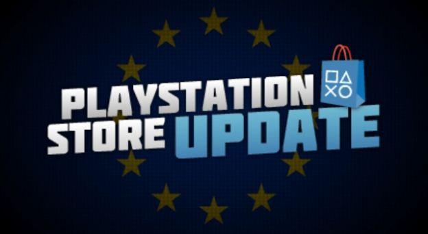 playstation store update aggiornamenti