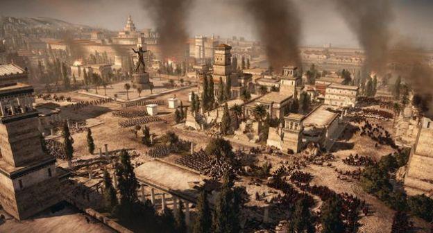 rome 2 total war annuncio