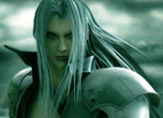 sephiroth final fantasy vii nuovi giochi square enix