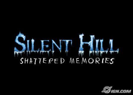 Logo Shattered Memories