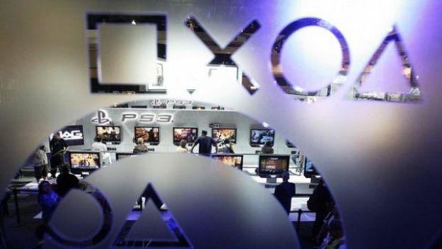 sony e3 2012 console