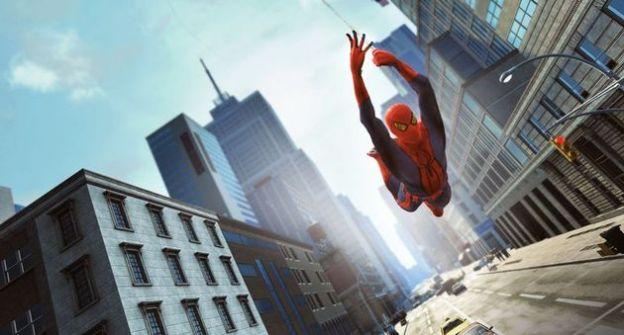 the amazing spider man uscita
