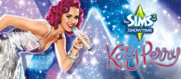 the sims 3 katy perry espansione showtime