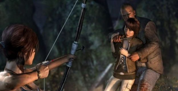 tomb raider video gameplay