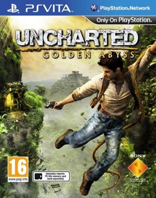 uncharted golden abyss playstation vita aggiornamenti