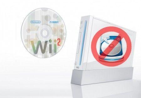 wii 2 no harddisk