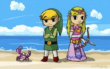Zelda Skyward Sword in Europa nei primi del 2011