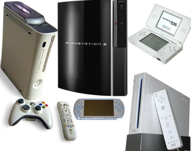 Console war tra Sony Nintendo e Microsoft