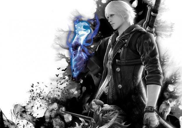 Dante di Devil May Cry 5