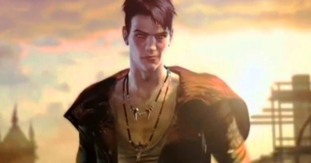 Dante in DmC Devil May Cry